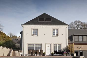 Well-equipped holiday cottage for 9 persons to rent in Bastogne