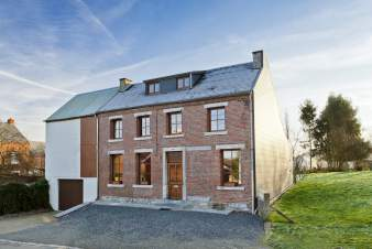 Former farmhouse in Beaumont transformed into a holiday home for 11 people