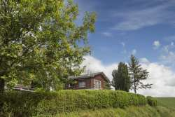 3 star chalet for 4 people with big garden in Beauraing