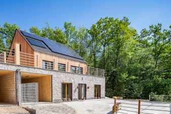 Chalet in Beauraing for 12 persons in the Ardennes