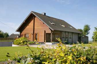Chalet in Bernister for 8/10 persons in the Ardennes
