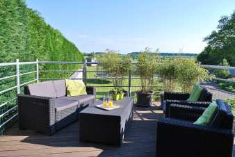 Comfortable holiday house 11 persons in Bertrix in the Ardennes