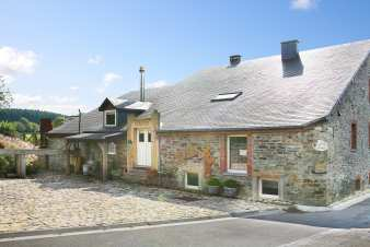 Unique holiday rental for 10 persons in Bertrix, province of Luxembourg