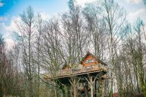 Cabin in Bertrix for your holiday in the Ardennes with Ardennes-Etape