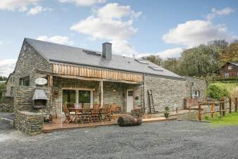 Cottage-turned mill for 6 pers. for a holiday in the village of Bertrix