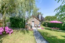 Holiday house in Bertrix for your holiday in the Ardennes with Ardennes-Etape