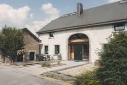 Holiday house for 16 persons near Bertrix in the Belgian Ardennes