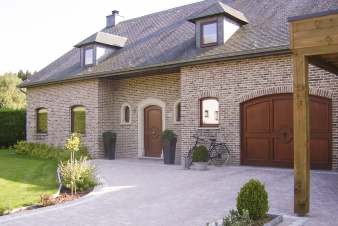 Holiday cottage in Bievre for 8 persons in the Ardennes