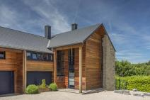 Modern house in Bomal-Sur-Ourthe for your holiday in the Ardennes with Ardennes-Etape
