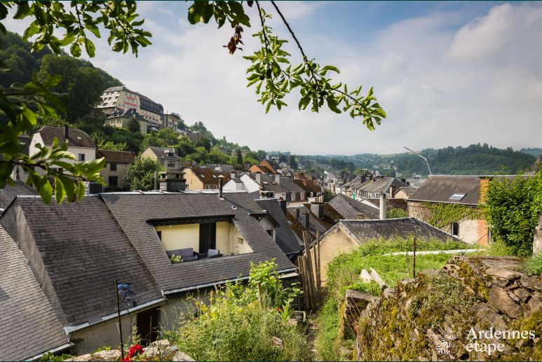 Holiday rental for 9 persons in Bouillon with infrared sauna