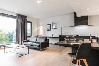 Contemporary holiday appartment adapted for disabled person in Büllingen