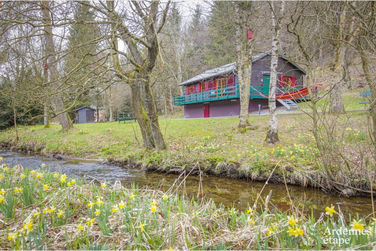 Chalet for six people to rent in the region of Bullange