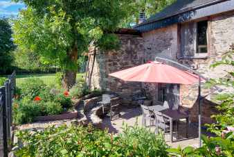 Holiday cottage in Burg-Reuland for 4 persons in the Ardennes