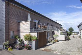 Apartment in Bütgenbach for 7/9 persons in the Ardennes