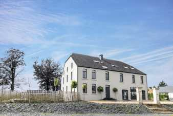 4.5 star cottage for rent in Florenville for 50 people
