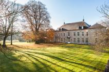 Castle in Ciney for your holiday in the Ardennes with Ardennes-Etape