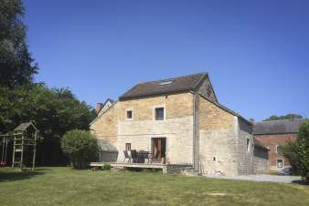 Holiday cottage in Clavier for 12 persons in the Ardennes