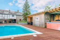 Small farmhouse in Coo for your holiday in the Ardennes with Ardennes-Etape