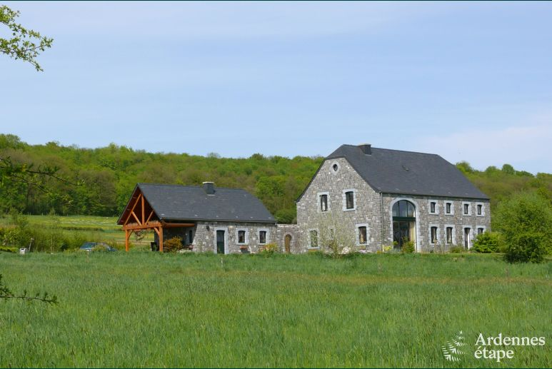 Farmhouse holiday cottage for 2 persons to rent in Couvin