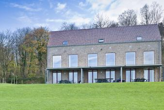 Pleasant holiday home for 9 people in Dalhem in the Ardennes