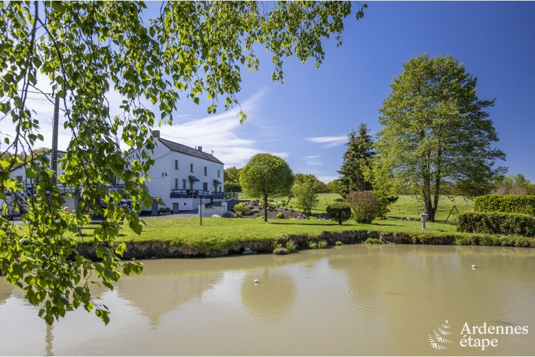 Great 3 star farmhouse vor 6 people to rent near Doische
