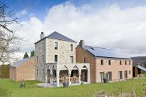 New building in Durbuy (Heyd) for your holiday in the Ardennes with Ardennes-Etape