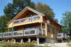 Chalet in Durbuy (Septon) for 10 persons in the Ardennes