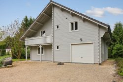 3-star vacation chalet for 9 persons near Durbuy