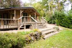 Chalet in Durbuy for 4 persons in the Ardennes