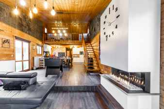 Chalet in Durbuy for 8 persons in the Ardennes