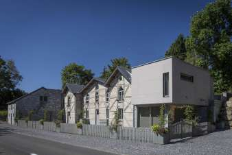 Contemporary gîte in Durbuy for comfortable group holidays