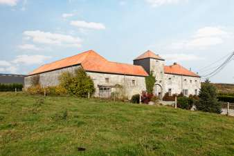 Comfortable holiday house in a castle-farm in Durbuy in the Ardennes