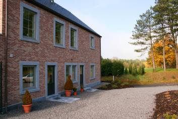 Spend quality holidays in this gite for 2 people in Durbuy in the Ardennes