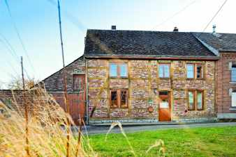 Typical holiday house for 9 persons in Durbuy in the Ardennes