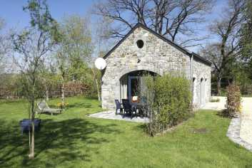 Charming holiday cottage for 4 persons in Durbuy