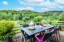 Villa in Durbuy for your holiday in the Ardennes with Ardennes-Etape