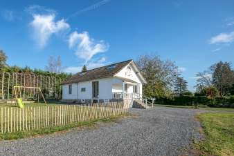 Holiday cottage in Durbuy for 7 persons in the Ardennes
