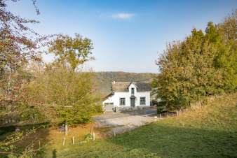 Holiday cottage in Durbuy for 4/6 persons in the Ardennes