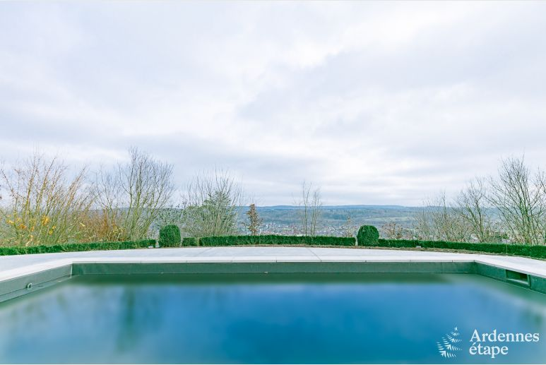 Luxury villa in Durbuy for 14 persons in the Ardennes