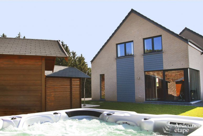 Villa in Durbuy for 6 persons in the Ardennes