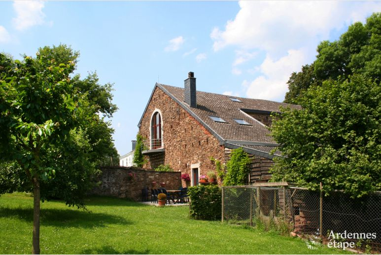 Pleasant holiday cottage with sauna in Ensival
