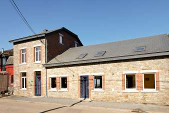Holiday cottage in Erezée (Soy) for 12/14 persons in the Ardennes