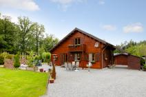 Chalet in Erez�e for your holiday in the Ardennes with Ardennes-Etape