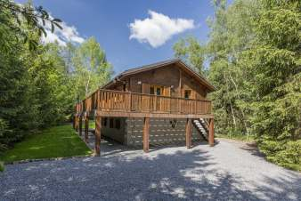 3-star holiday cottage for 8 persons in Erezée in the Belgian Ardennes