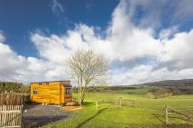 Caravan in Erezée for your holiday in the Ardennes with Ardennes-Etape