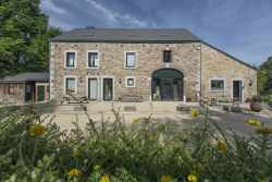 Holiday cottage in Erezée for 22 persons in the Ardennes