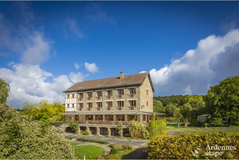 Holiday cottage in Erezée for 40 persons in the Ardennes