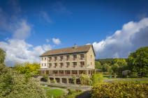 Former Hotel in Erezée  for your holiday in the Ardennes with Ardennes-Etape