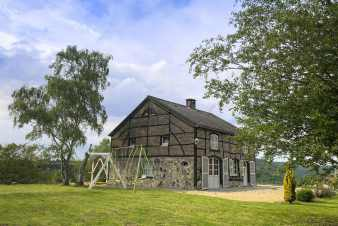 Holiday cottage in Erezée for 6 persons in the Ardennes