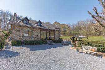 Holiday cottage in Erezée for 7 persons in the Ardennes